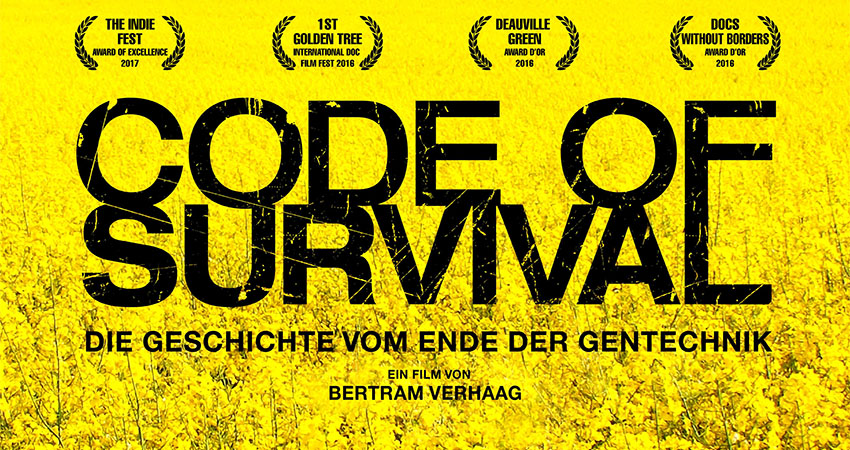 Code of Survival Grüne Oberaudorf